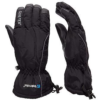 Trekmates Black Chamonix GTX handschoen