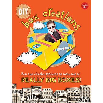 DIY Box Creations - Fun and Creative Projects to Make Out of Really Bi