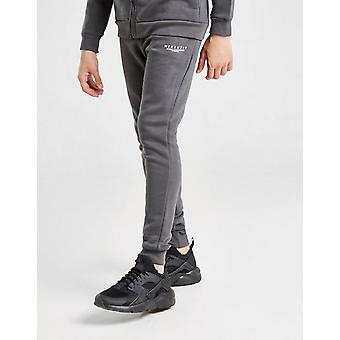 New McKenzie Boys' Essential Cuff Joggers Grey