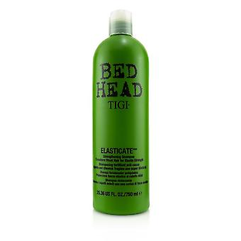 Tigi Bed Head Elasticate Strengthening Shampoo (transform Weak Hair For Elastic Strength) - 750ml/25.36oz