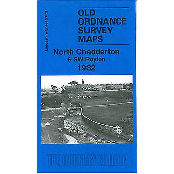 North Chadderton and SW Royton 1932 - Lancashire Sheet 97.01 by Alan G