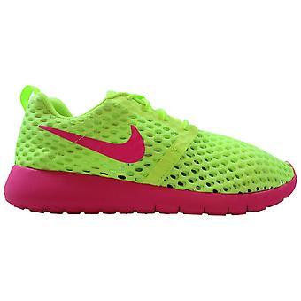 Nike Roshe Two Flyknit NavyHvit   unisportstore.no