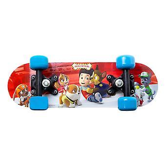 Paw Patrol 17-Inch Wood Mini Cruiser Skateboard With 50 x 36 mm PVC Wheels
