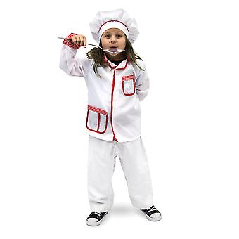 Master Chef Children's Costume, 10-12