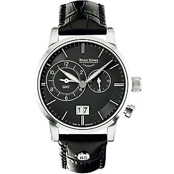 Bruno S_hnle man-wristwatch Milano Gmt watch 17-13043-741