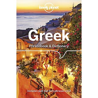 Lonely Planet Greek Phrasebook  Dictionary