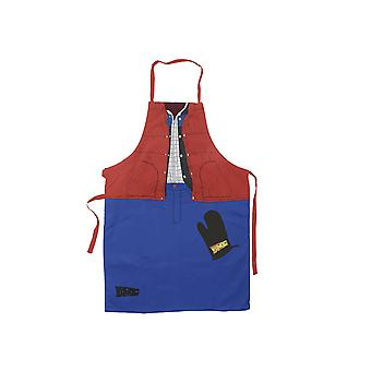 Marty McFly Apron and Oven Mitt Set from Back To The Future