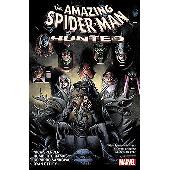 Amazing Spiderman Hunted vol. 4 by Nick Spencer