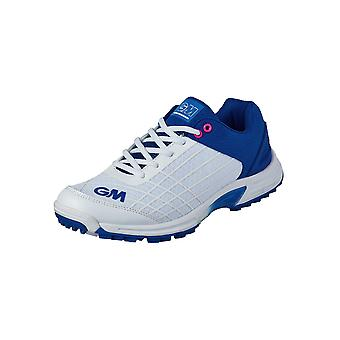 Gunn & Moore 2020 All Rounder Mens Adult Cricket Shoe Blue/White