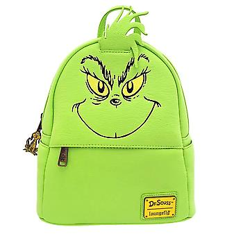 Loungefly x Dr. Seuss The Grinch Cosplay Mini Backpack