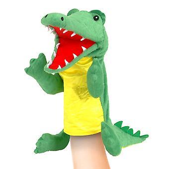 Fiesta håndverk krokodille hånddukke
