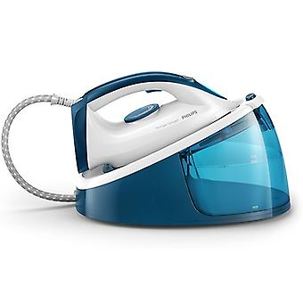 Iron Philips 224331 GC6733/20 1.3 L white blue-2400W steam generator