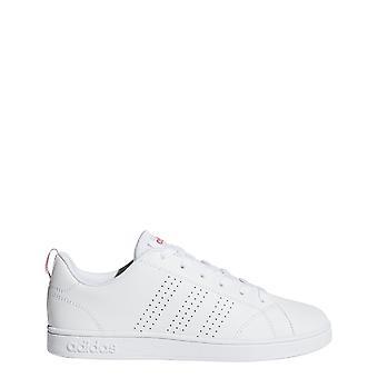 Adidas Vs Advantage Clean Lace Up Shoes