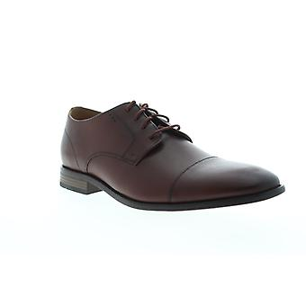 Bostonian Adult Mens Nantasket Cap Cap Toe Oxfords & Lace Ups