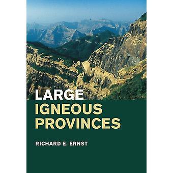 المقاطعات البركانية الكبيرة بأرنست & ريتشارد هاء