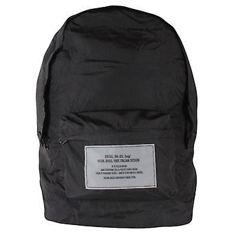 Sac à dos diesel foldable - Noir
