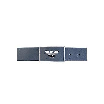 Emporio Armani Belt Leather Y4s196 Ymf0g