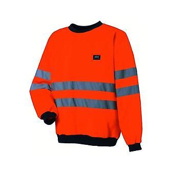 Helly hansen mildenhall hi vis sweater 79130