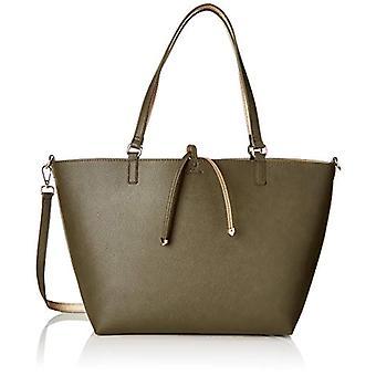 s.Oliver 39.903.94.8814 Hand bag Donna Verde (Green (khaki 7987)) 13x46x26 cm (B x H x T)
