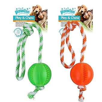 Pawise Juguete Play & Chew -Hueso (Dogs , Toys & Sport , Chew Toys)