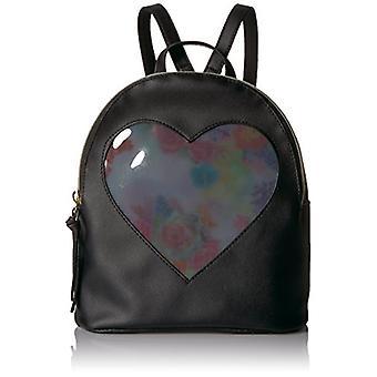 T-Shirt & Jeans Floral Jelly Heart Back Pack, Negru, Mărimea 1