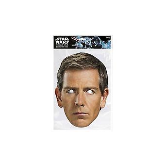 Star Wars Rogue eine Krennic Maske
