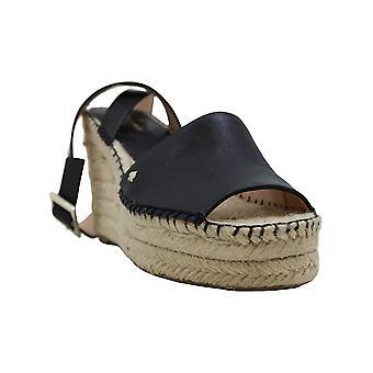 Kate Spade New York Womens Felipa Leather Peep Toe Casual Ankle Strap Sandals