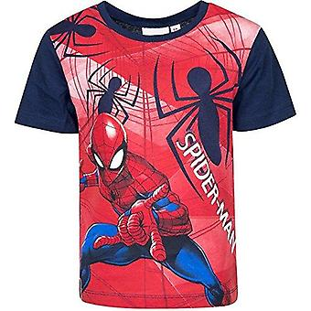 Spiderman boys t-shirt short sleeved