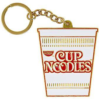 Cup Noodles Key Chain