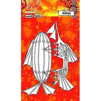 Studio Light Mixed Media A6 Stamps-