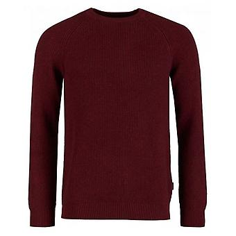 Barbour Manor Ribbed Crew Neck Knit