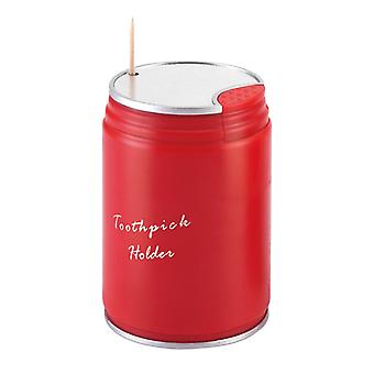 Toothpick Holder-Red