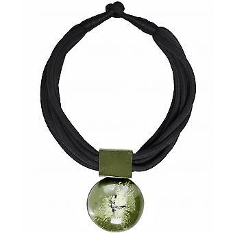 Nouv-Elle Multi Strand Pendant Necklace