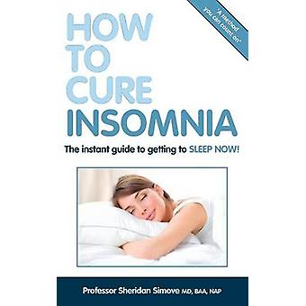 How To Cure Insomnia 100 sheep inside by Simove & Sheridan