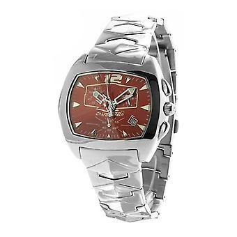 Miesten's Watch Chronotech CT2185M-04M (45 mm)