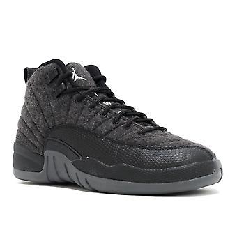 Air Jordan 12 Retro wol Bg (Gs) - 852626 - 003 - schoenen