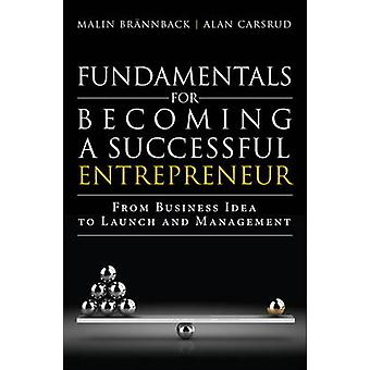 Fundamentals for Becoming a Successful Entrepreneur - From Business Id