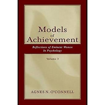 Models of Achievement - Reflections of Eminent Women in Psychology - v.