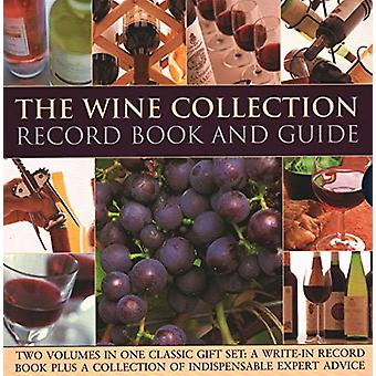 The Wine Collection - Record Book and Guide - Two volumes in one classi