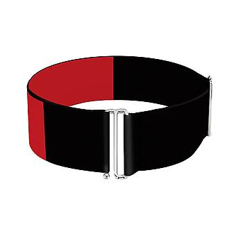 DC Comics Harley Quinn Diamond Split Cinch Waist Belt