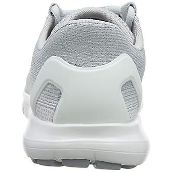 Under Armour Men's Remix 2.0 Sneaker, Halo Gray (101)/White, 11