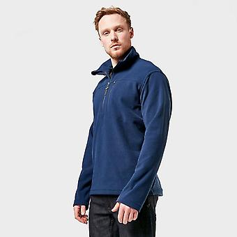 Nieuwe Brasher Men's Half Zip Fleece Navy