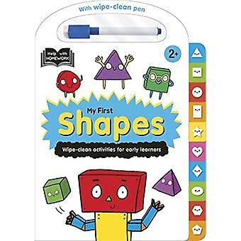 Help With Homework My First Shapes by Autumn Publishing