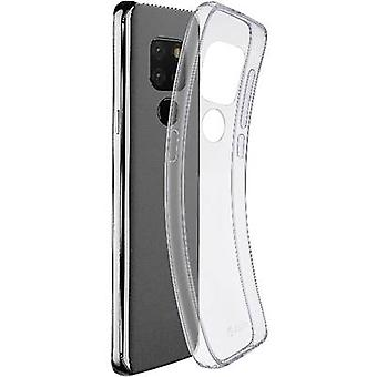 Cellularline FINECMATE20T Back cover Huawei Mate 20 Transparant
