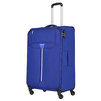 speedlinevagn L, 4 hjul, 77 cm, 89 L, blå