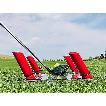 EyeLine Golf Speed Trap 2.0 with Foam Power Rods