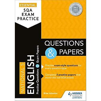 Essential SQA Exam Practice - National 5 English Questions and Papers