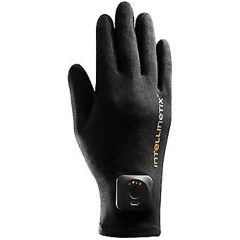 Brownmed Intellinetix Vibrating Therapy Gloves - Black
