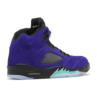 Air Jordan 5 Retro 'Alternate Grape' - 136027-500 - Shoes
