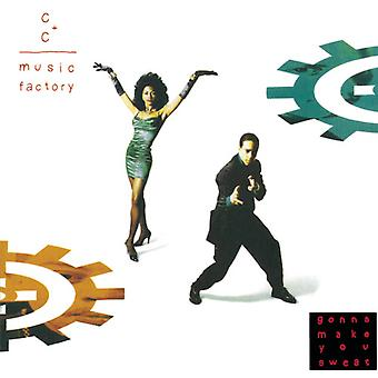 C & C Music Factory - Gonna Make You Sweat [CD] USA import
